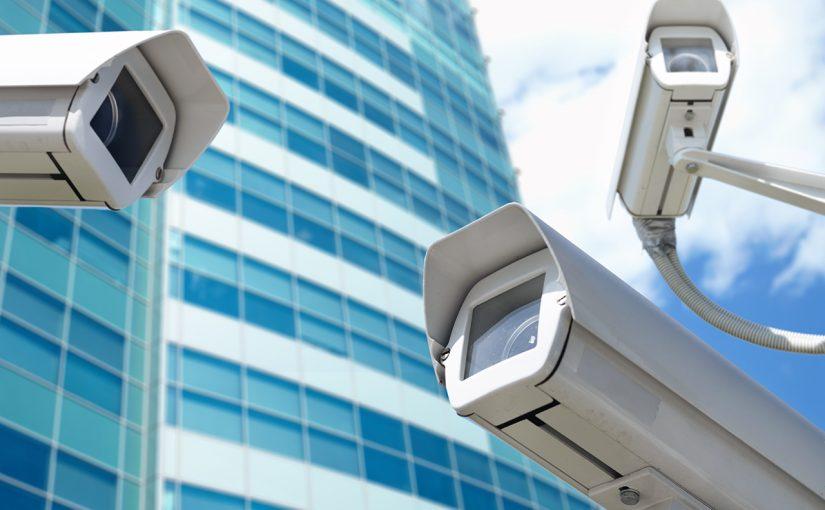 ¿Como funcionan las cámaras de seguridad?